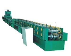 压瓦机350型高速护栏板成型压瓦机 鑫丰压瓦机